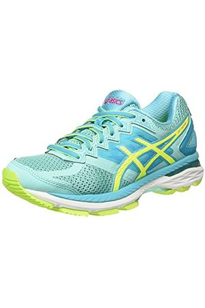 Women Shoes - Asics GT-2000 4, Women Training Running, Multicolor (Aruba /safety /Aquarium)