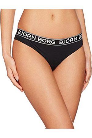 Women Thongs - Björn Borg Women's 1p Noos Solids Strings