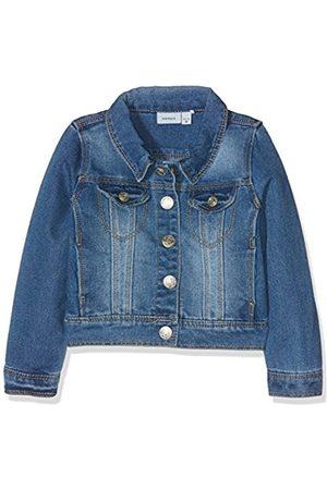 Girls Jackets - Name it Girl's NITSTAR RIKA DNM JACKET NMT NOOS Jacket, (Medium Denim)