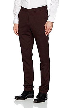 Men Trousers - New Look Men's Coloured Suit Trousers- 34L UK (86cm EU)