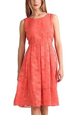 Women Dresses - Women's Fashion: Coral-Reef & Lace Dress