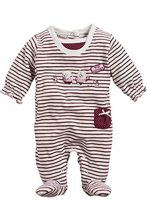 Paper Dolls Petite Baby Girls' Pyjama Overall Nicki Top Secret Sleepsuit