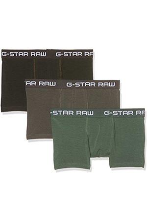 Men Boxer Shorts - G-Star Men's Classic Trunk Clr 3 Pack Short