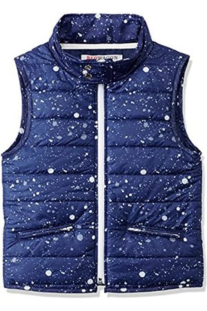 Boys Bodywarmers & Gilets - Boy's Paint Splatter Gilet