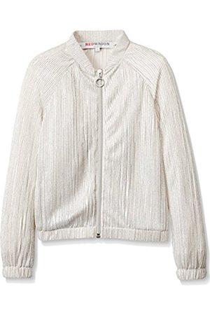 Girls Bomber Jackets - Girl's Collarlessdenim Jacket