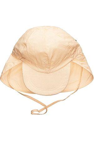 Melton Girl's Sommerhut mit Schirm und Nackenschutz UV 30+, uni Cap