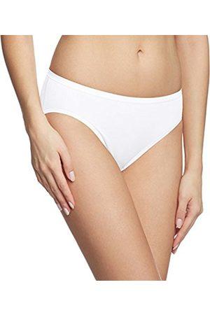 Women Briefs - Calida Women's Unterhosen - Slip Comfort Boxer Brief - white - UK 20