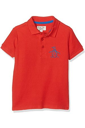 Boys Polo Shirts - Original Penguin Boy's Core Big Logo Polo Shirt