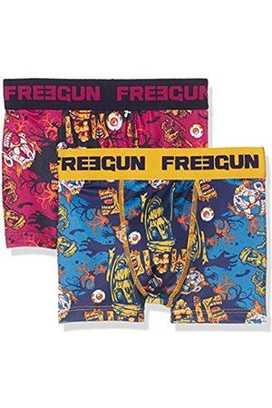 Boys Boxer Shorts - Boy's Packx2 Boxer Shorts