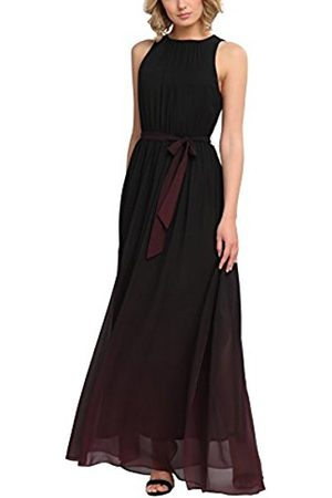 Women Dresses - Women's Glamour: Cherry-Blush-Pink Dress