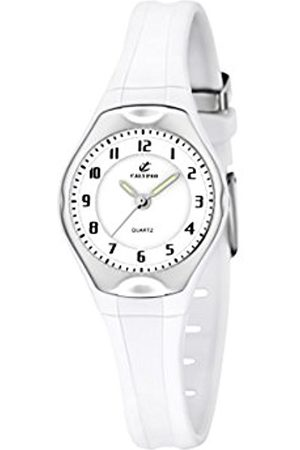 Calypso Women's Quartz Watch with Dial Analogue Display and Plastic Strap K5163/H