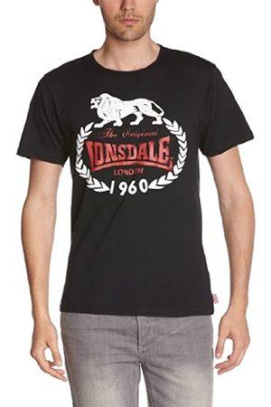 Men T-shirts - Lonsdale London Men's 3099 Original 1960 Slimfit T-Shirt