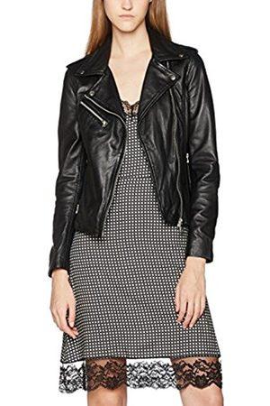 Women Jackets - GOOSECRAFT Women's Biker496 Jacket