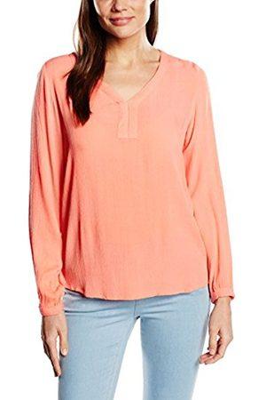 Women Blouses - Kaffe Women's Amber L/s Blouse- Min 2 Regular Fit Long Sleeve Blouse
