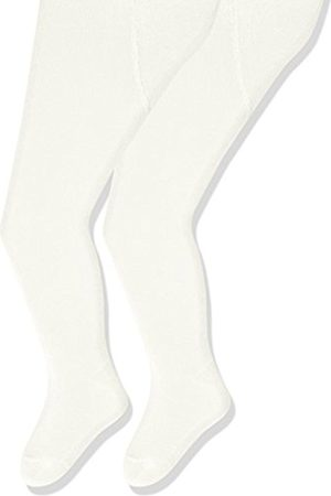 Tights & Stockings - Sterntaler Baby Girls' Strumpfhose Uni DP Tights