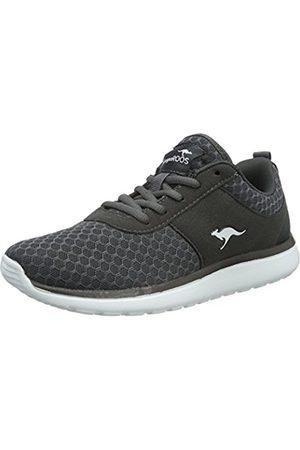 Women Trainers - KangaROOS Women's Bumpy Low-Top Sneakers Size: 7