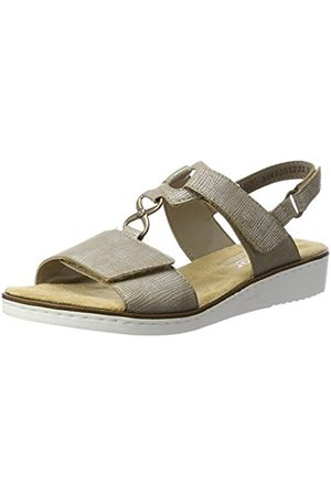 Women Sandals - Rieker Women's 63687 Wedge Heels Sandals