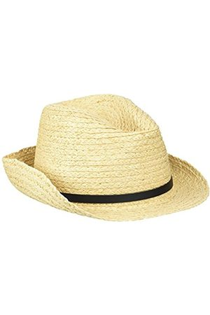 Men Hats - Levi's Men's Straw Fedora