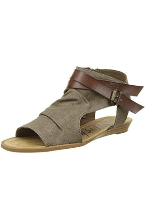 Women Sandals - Blowfish Women's Balla Open Toe Sandals Size: 4 UK