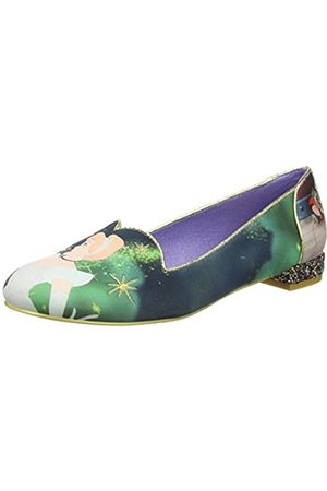 Women Heels - Irregular Choice Women's Can't Step Me Dreaming Closed-Toe Pumps