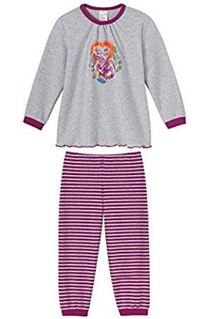 Girls Bathrobes - Schiesser Girl's Md Schlafanzug Lang Pyjama Set