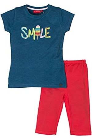 Girls SALT AND PEPPER Girl's Smile Pailetten Clothing Set