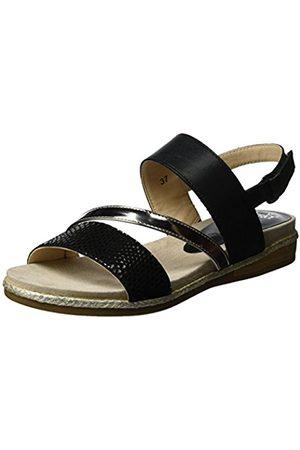 Women Sandals - Caprice Women's 28105 Wedge Heels Sandals