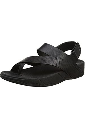 FitFlop Sling Perf Mens Leather Sandal Open-Toe