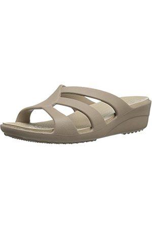4ba1974cd3a8 Women Sandals - Crocs Women s Snrhstrappywdg Wedge Sandal