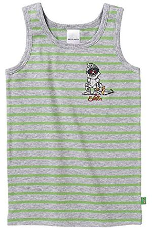Boys Vests & Camis - Schiesser Boy's Vest - - 8 Years