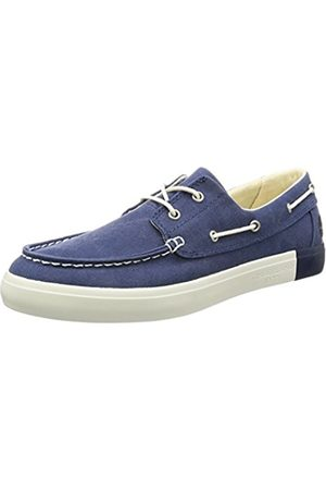 Men Shoes - Timberland Men's Newport Bay 2 Eye Boat Oxblack Shoes