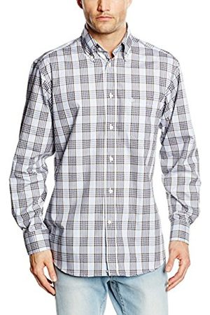 Men Long sleeves - Bogner Men's Regular Fit Long Sleeve Leisure Shirt - - 39 cm