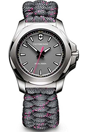 Victorinox Women's Digital Quartz Watch with Textile Bracelet - 241771