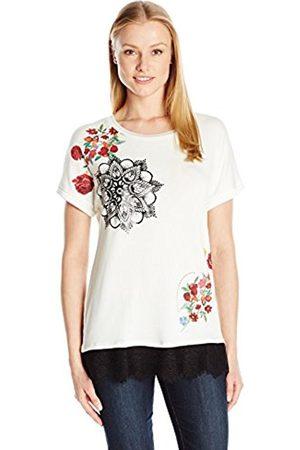 Women T-shirts - Desigual Women's TS_OPORTO T-Shirt