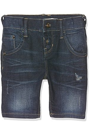 Boys Shorts - Name it Boys' Nittimmi Slim Dnm Long Nmt Noos Short