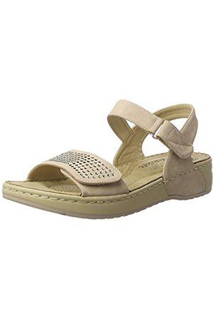 Women Sandals - Rieker Women's V5772 Wedge Heels Sandals