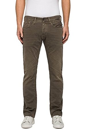 Men Straight - Replay Men's Newbill Straight Jeans