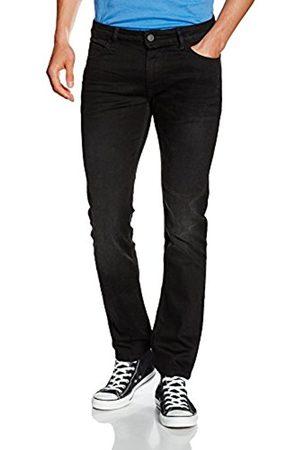 Men Trousers - Cross Men's Jonny Trousers, -Schwarz ( 087)