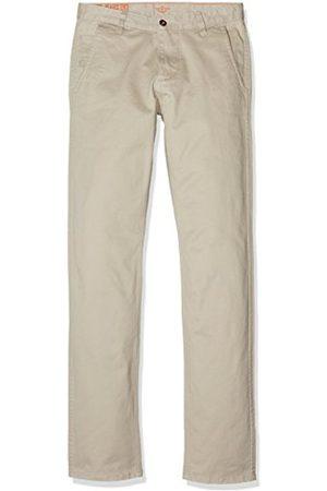 Men Slim & Skinny Trousers - Dockers Men's BIC ALPHA ORIGINAL SLIM TAPERED - STRETCH TWILL Trouser