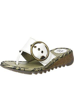 Women Sandals - Fly London Women's Toe Separators Wedge Sandals