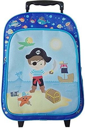 Idena Children's Luggage (Blue) - 22045
