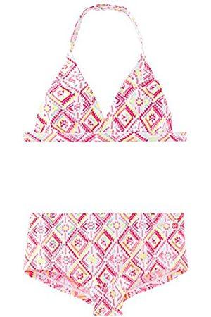 Girls Bikinis - Schiesser Girl's Aqua Neckholder Bikini