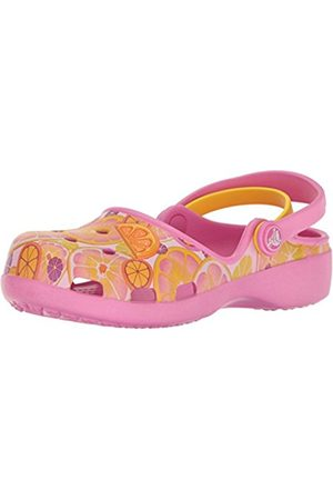 Girls Ballerinas - Crocs Girls' Karinnvltyclgk Ballerinas with Closed Toe
