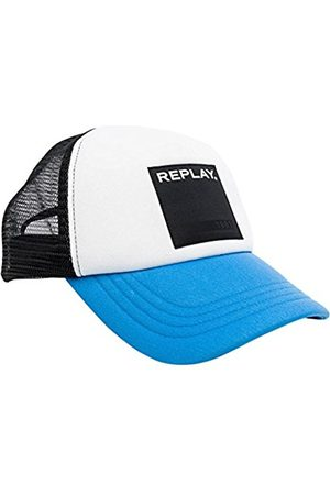 Men Hats - Replay Men's Am4150.000.a0321 Baseball Cap