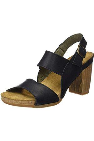 El Naturalista S.A N5022 Ibon Kuna, Women's Open-Toe Heeled Shoes, Off- (Cuarzo)