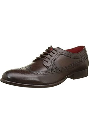 Men Brogues & Loafers - Base London Men's Bailey Brogue Size: 10 UK