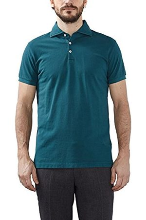 Esprit Collection Men's 027EO2K005 Polo Shirt, (Emerald 305)