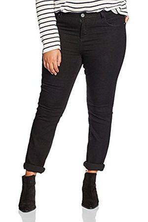 Women Trousers - Evans Women's Straight Trouser