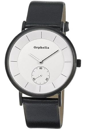 ORPHELIA Women's Quartz Watch with Dial and Leather Strap