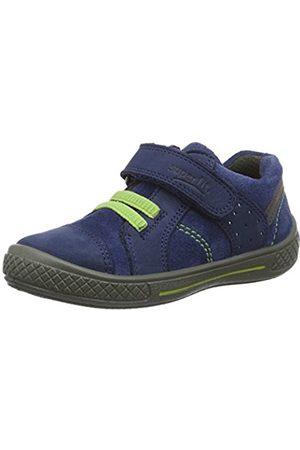CÉDRIC CHARLIER Girls' Tensy Low-Top Sneakers Blue Size: 29 (EU)